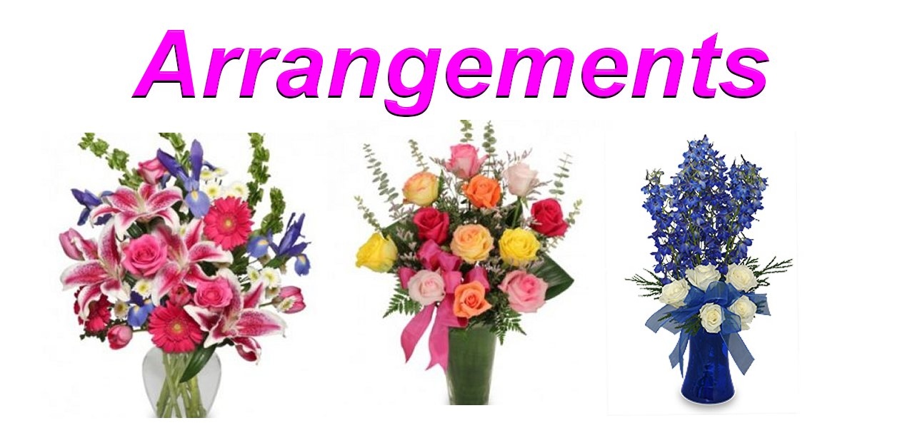 1 Florist Flower Arrangements